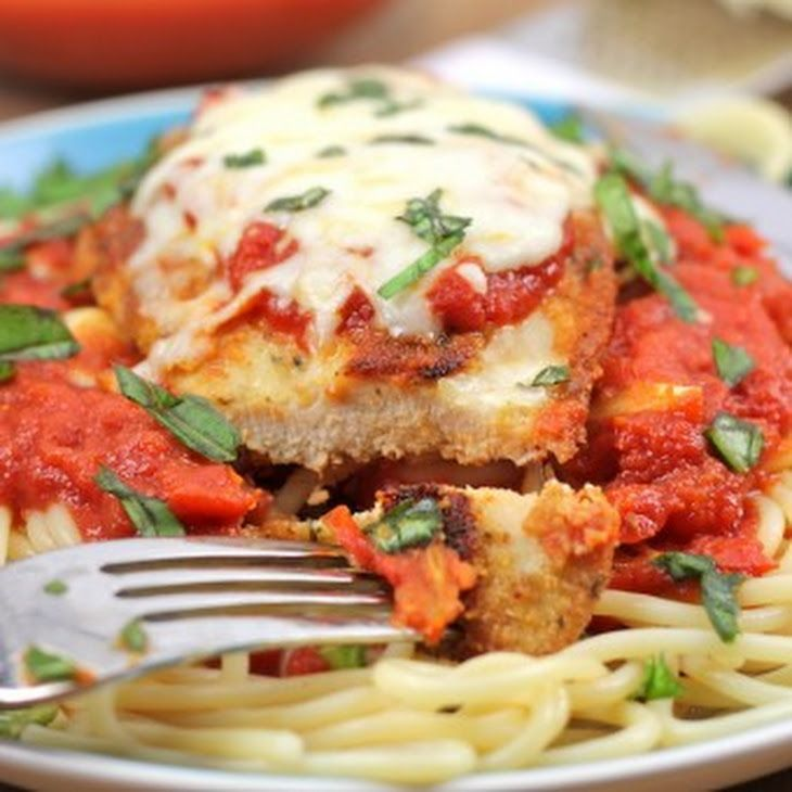 Baked Chicken Parmesan | Recipe | Chicken recipes, Recipes ...