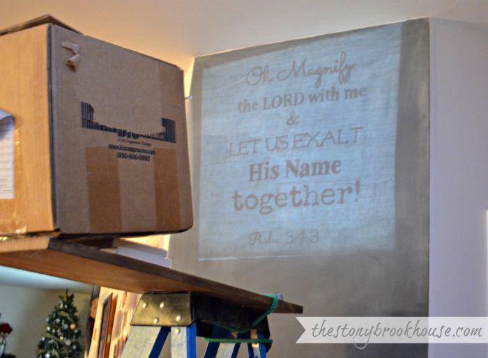 DIY Overhead Projector | Overhead projector, Homemade ...
