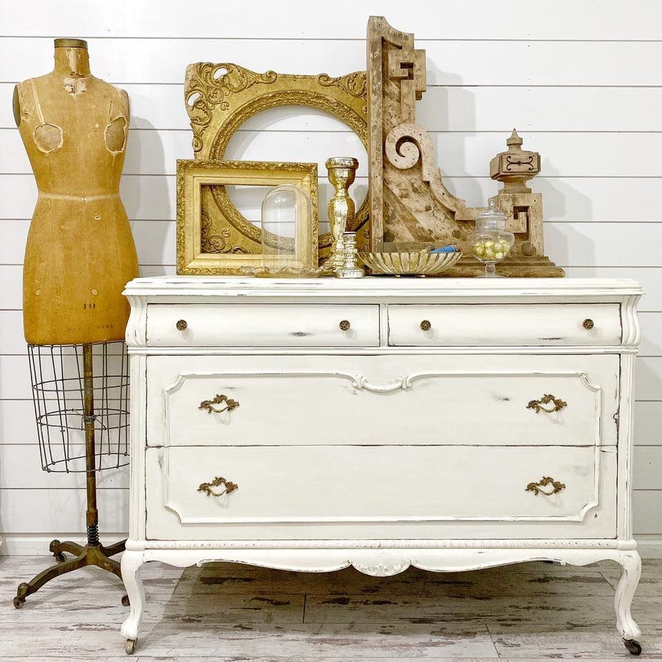 Jami Ray Vintage Furniture Shop Display Painted Furniture