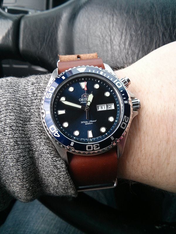 Mako Blue Have To Change My Strap Love That In House 46943