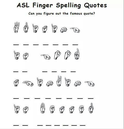 30++ Asl classifiers worksheet Free Download