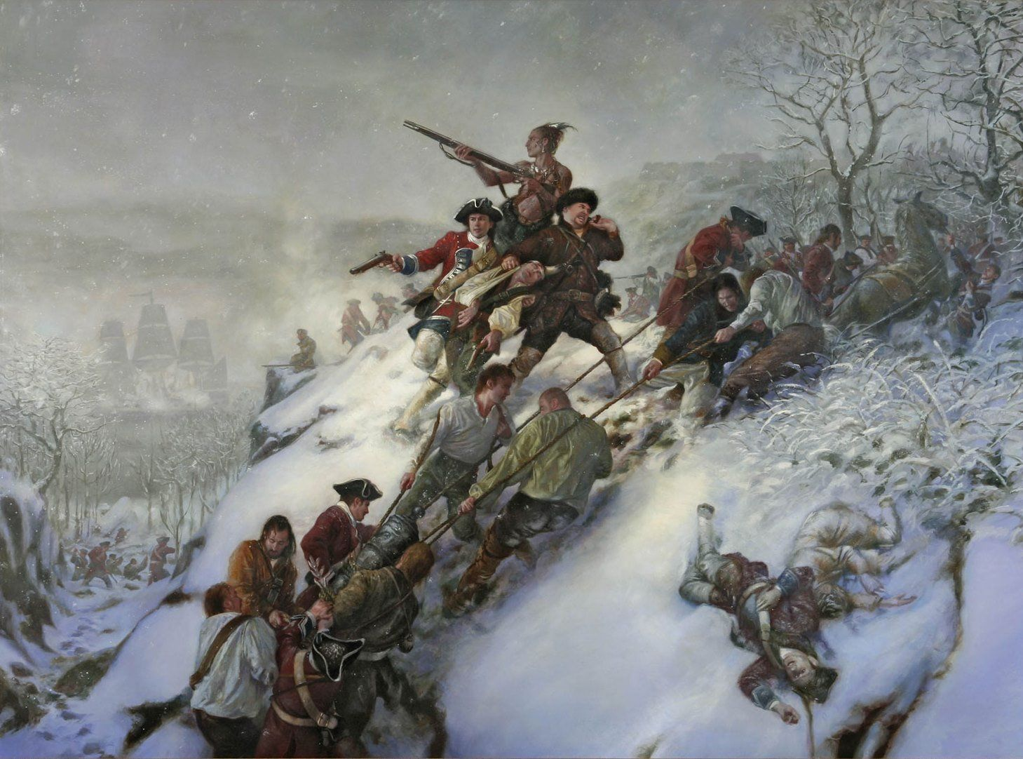 french indian war Incidents leading up to the french and indian war, 1753–54 the french and indian war, the north american phase of the larger seven years' war, began after a series of incidents in the upper.