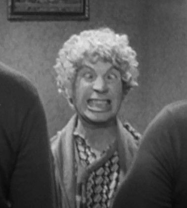 Image result for harpo marx face