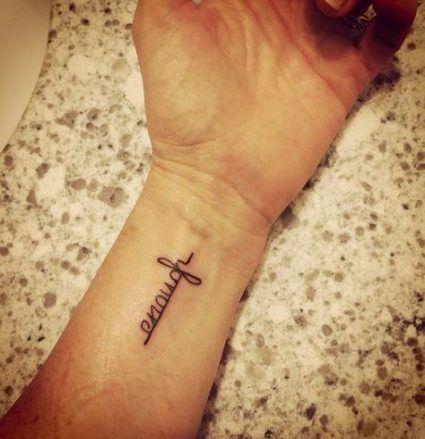 Tattoo Christian Ideas Words 15 Super Ideas