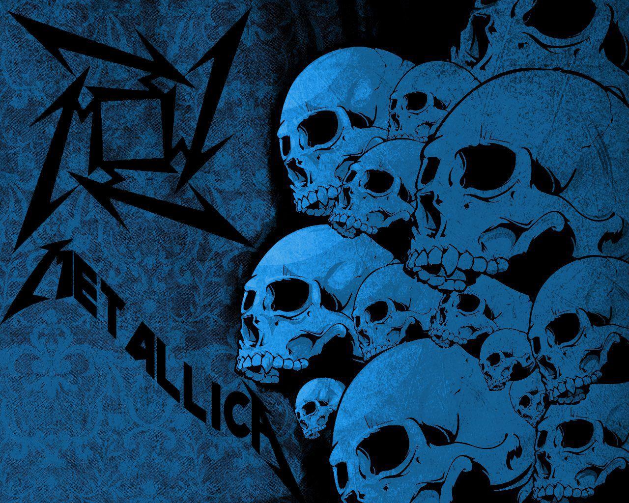 Fondos De Pantalla Wallpapers De Bandas De Metal