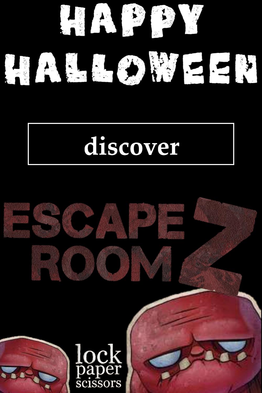 Transform you home into an escape game Halloween party