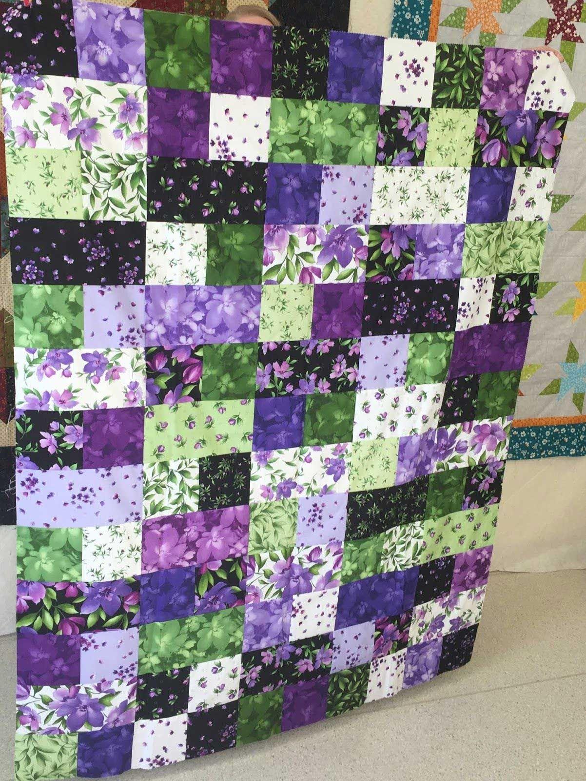 35 Easy Batik Quilts Patterns