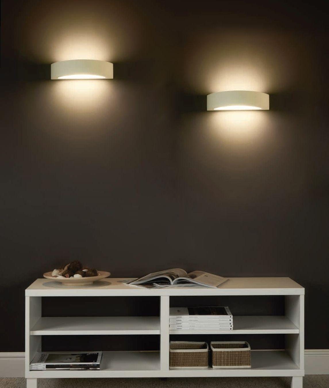 wall washing lighting. LED Plaster Wall Washing Semicircular Light With Diffusers Lighting L