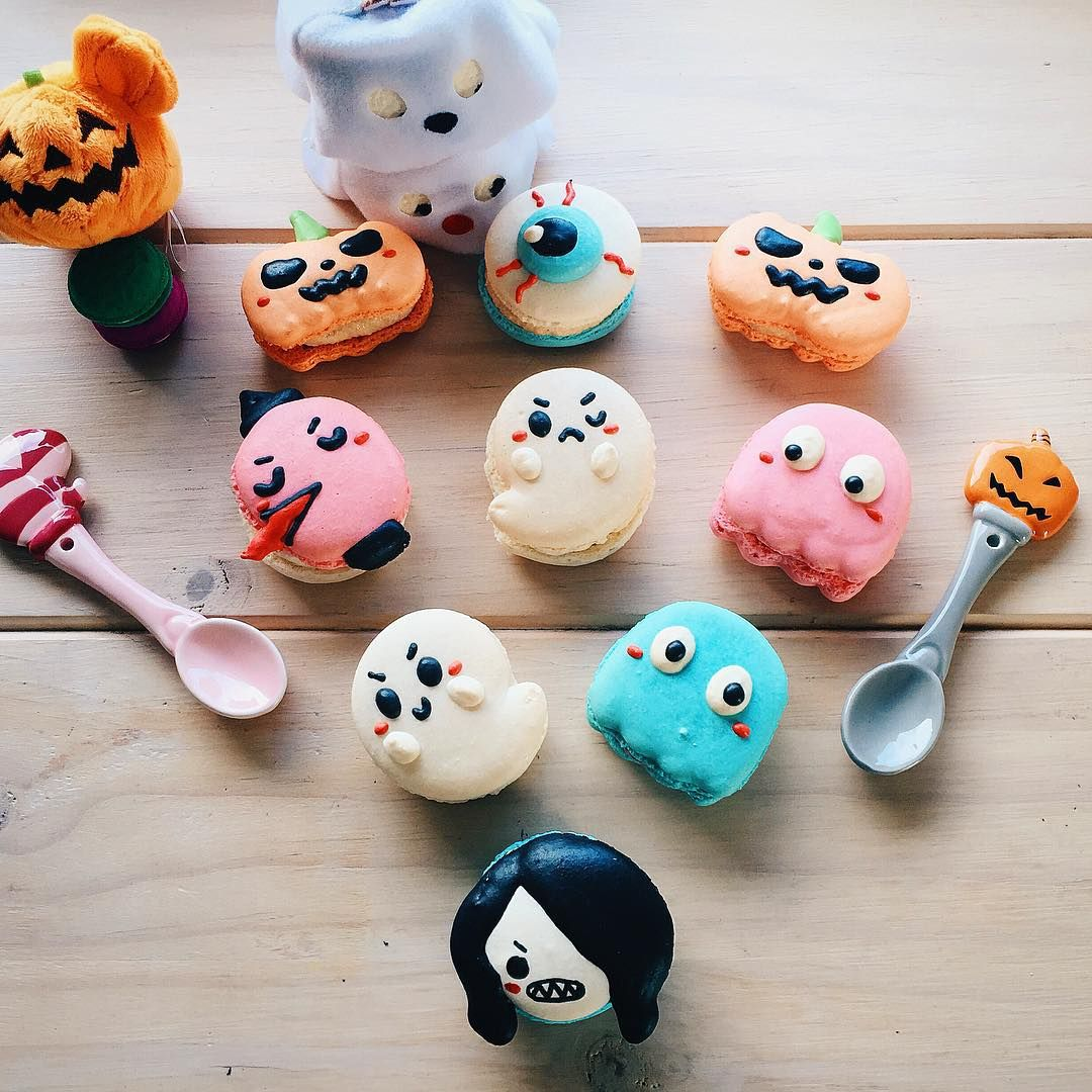 halloween food singapore