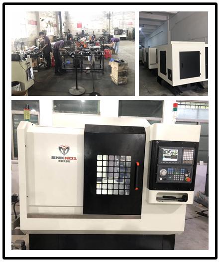 Dongguan Snk Cnc Technology Co Ltd Integrates Research And Development Manufacturing Marketing And Service Standin Cnc Lathe Cnc Lathe Machine Cnc Machine