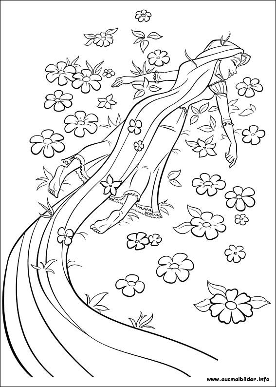 Rapunzel Malvorlagen Tangled Coloring Pages Rapunzel Coloring Pages Disney Princess Coloring Pages