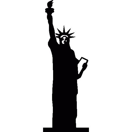 La Estatua De La Libertad Iconos Vectoriales Gratuitos Disenados Por Freepik Estatua De La Libertad Iconos Estatuas