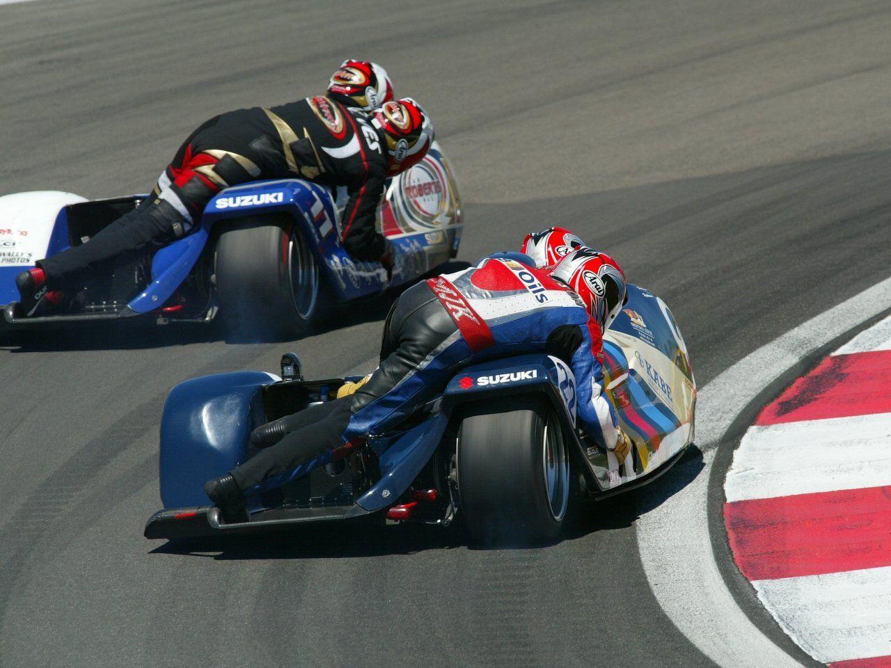 Motorcycle Racing Sidecar With Images Racing Racing Bikes