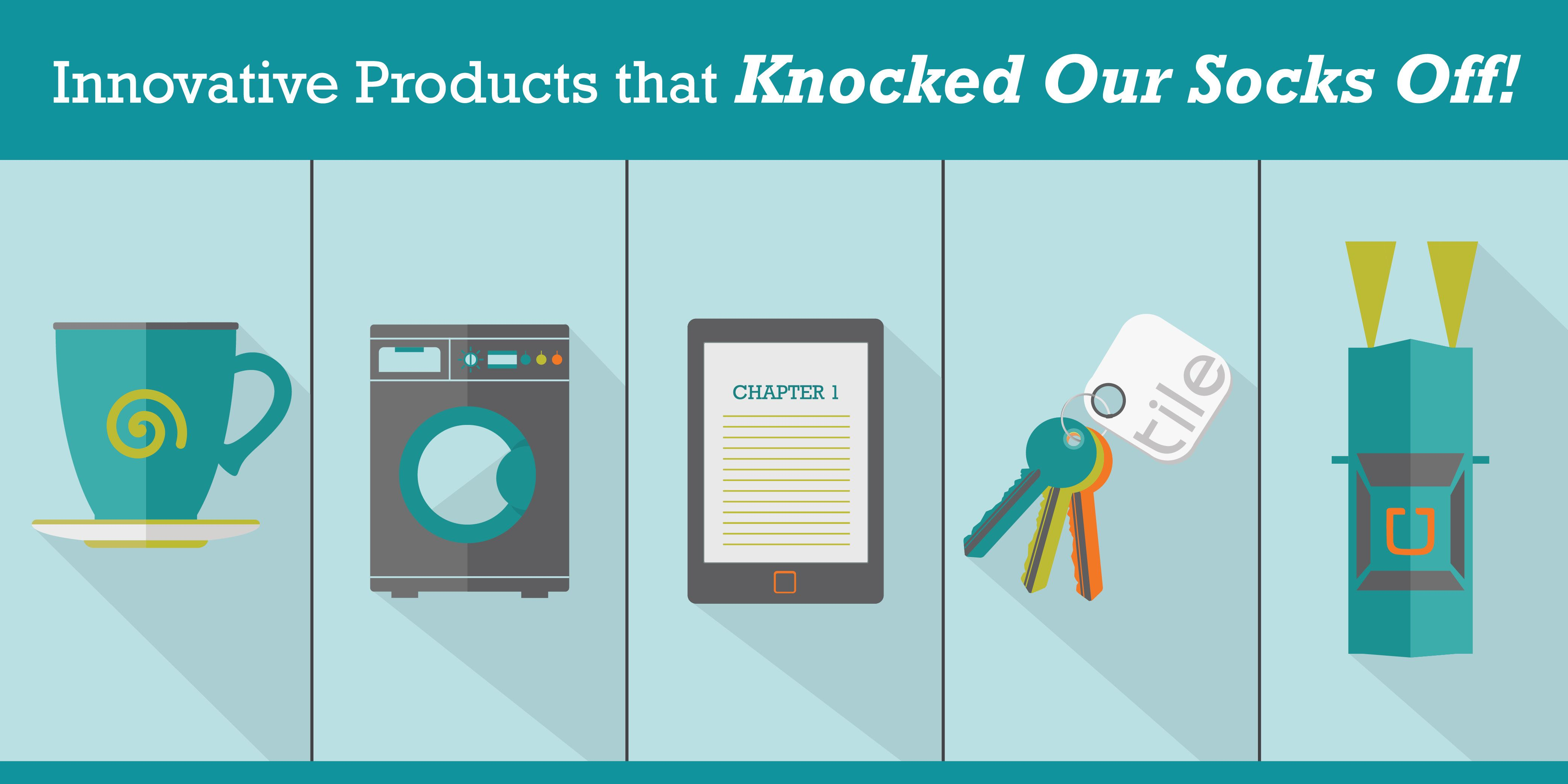 Innovative Products That Knocked Our Socks Off New Gadgets Innovation Knock Knock