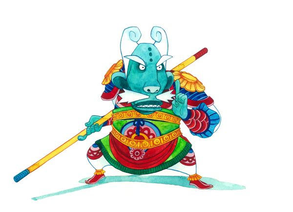 Project Chung-In by Bandalmass , via Behance