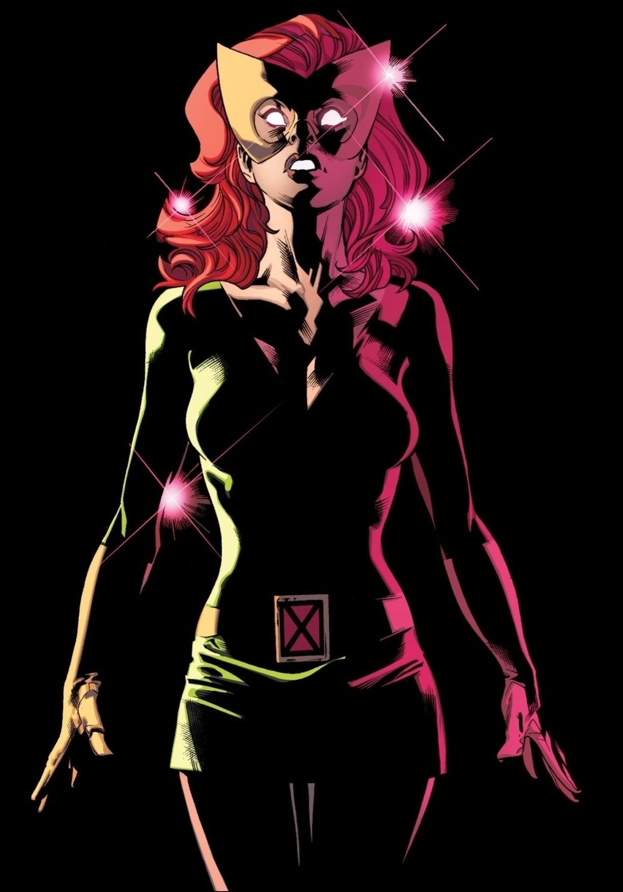 Wallpaper iphone 6 xman - Jean Grey Wallpaper I Edited The Jean Grey Foldout Page From Issue 5 Of All New
