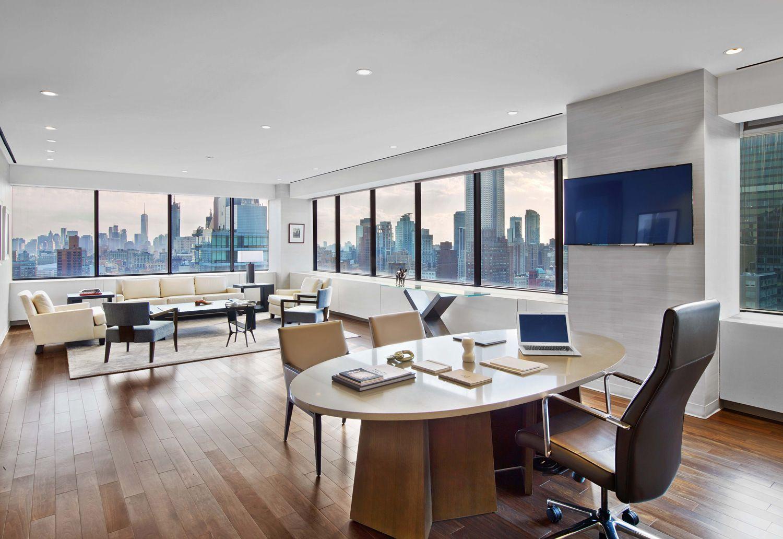 Office tour mccann worldgroup offices new york city - New york city interior designers ...