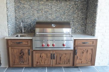 Pecky Cypress Design Ideas Pictures Remodel And Decor Page 2 Outdoor Kitchen Cabinets Outdoor Kitchen Outdoor Kitchen Design
