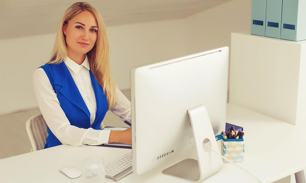 Certified office admin and receptionist skills training
