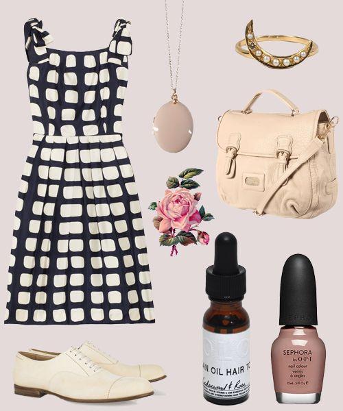 Honey Kennedy Dream Outfit: A Garden Stroll