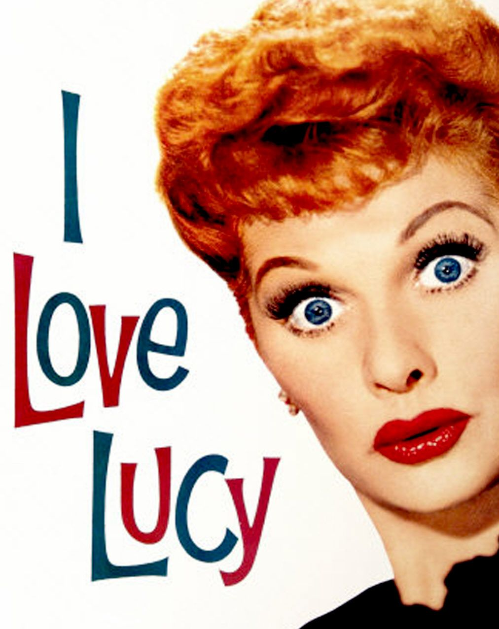 Images For Lucille Ball I Love Lucy Color