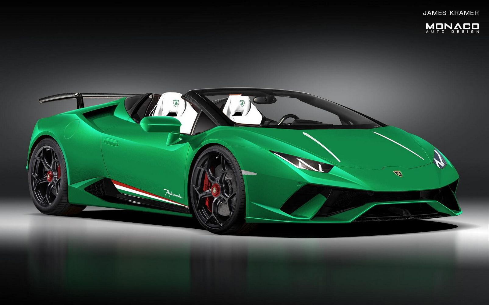 This Lamborghini Huracan Performante Spyder Spec Might Become A