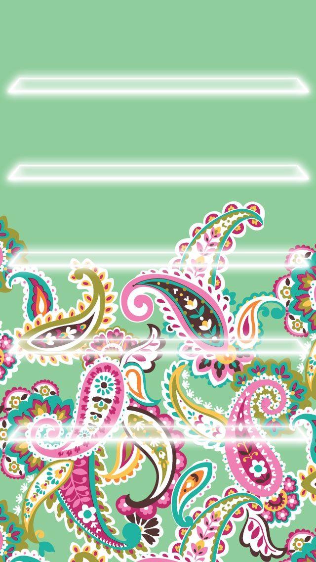 Vera Bradley Tutti Frutti Iphone Wallpapers Ornamentos