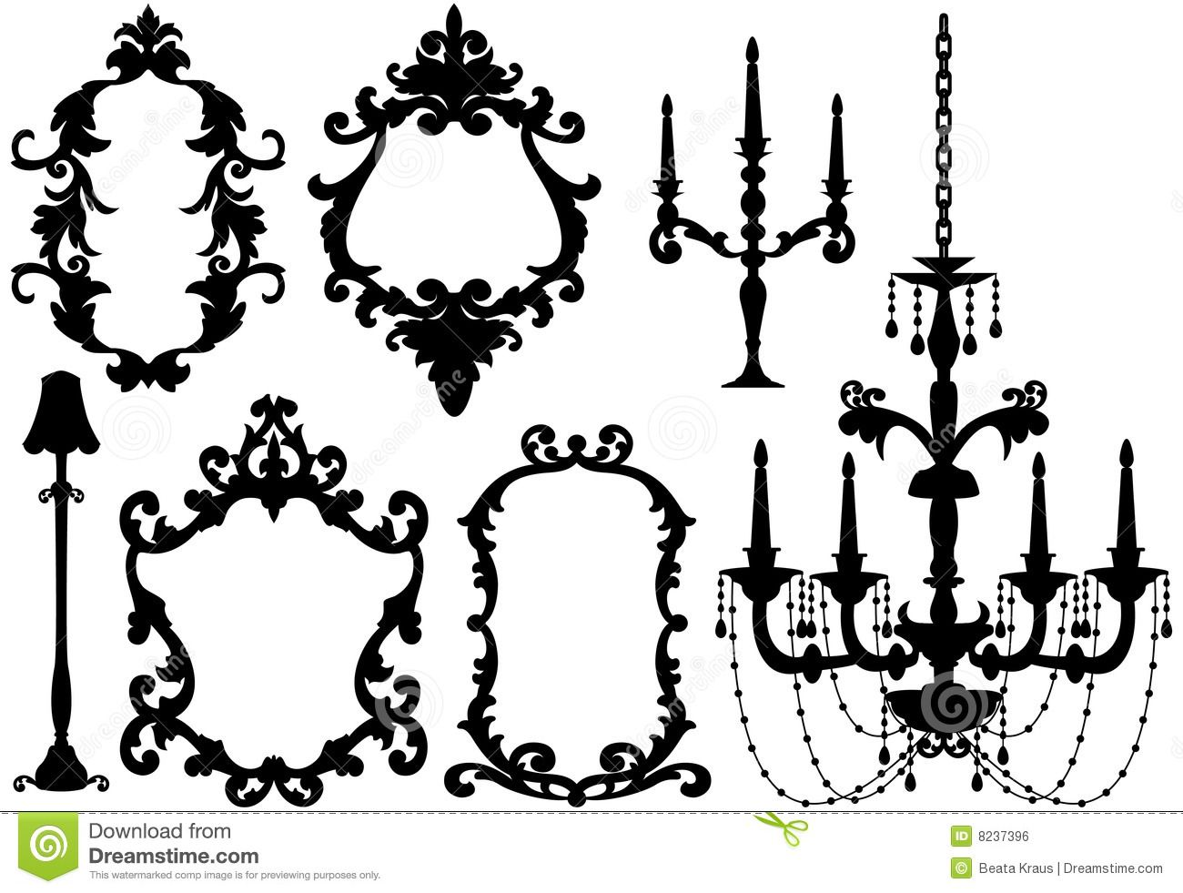 Antique picture frames and chandelier royalty free stock image antique picture frames and chandelier royalty free stock image arubaitofo Gallery