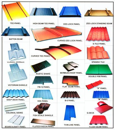 Different Types Of Metal Roofing Roof Styles Metal Roof