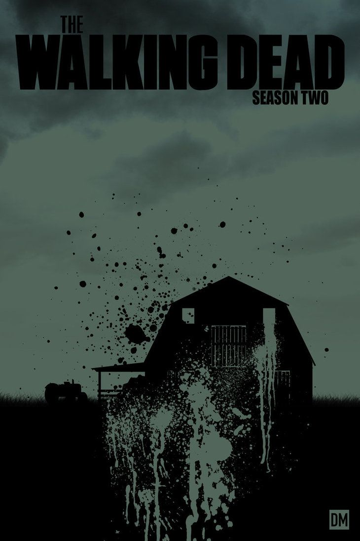 The Walking Dead Season 1 Posters The Walking Dead Season