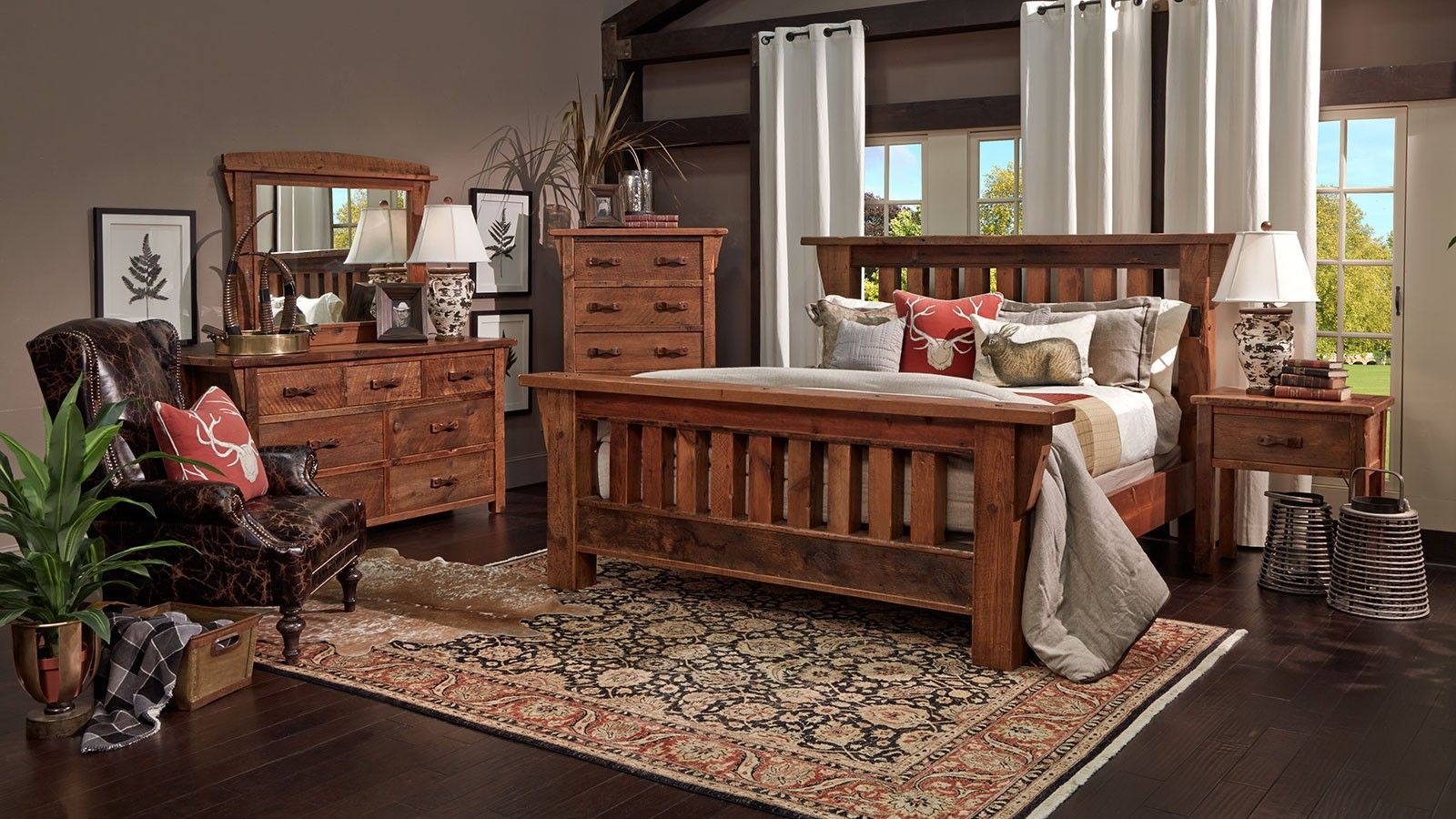 Stony Brook Bedroom Collection