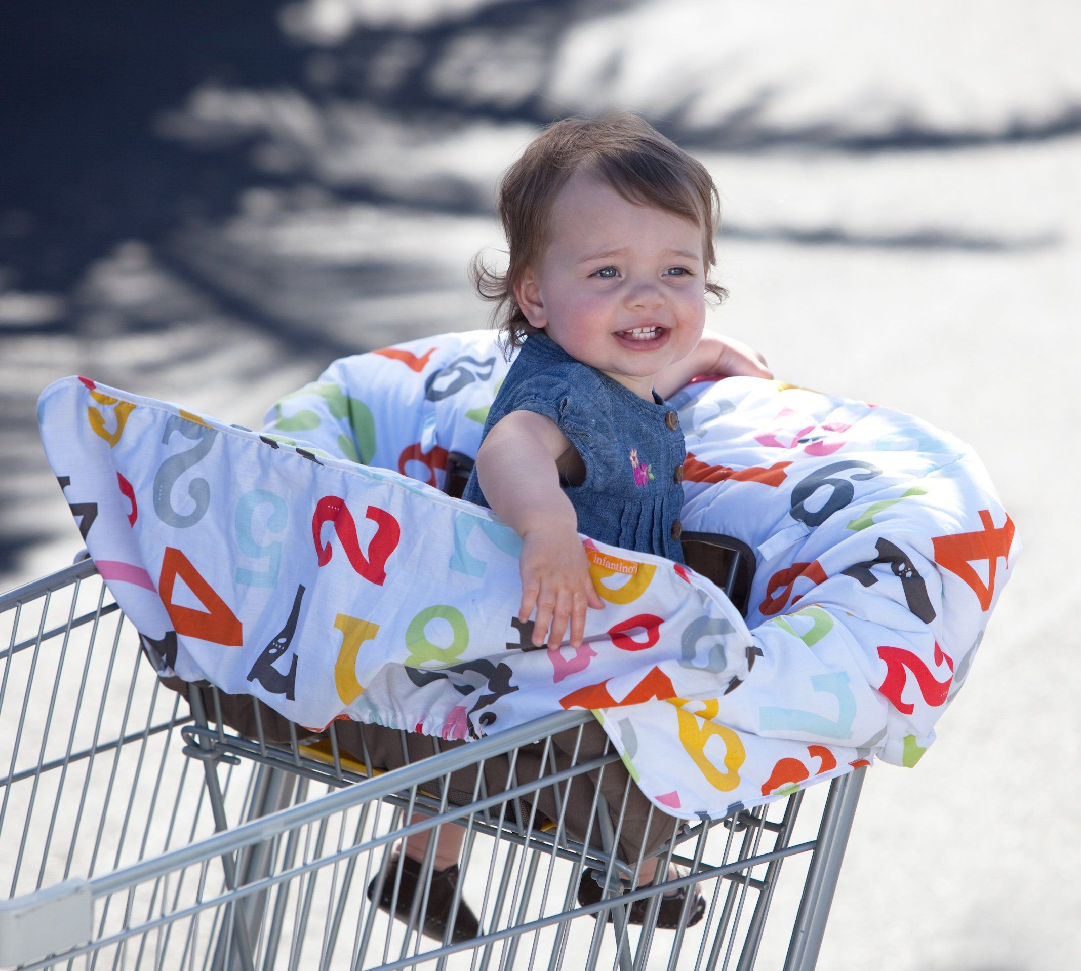 Amazon Com Infantino Cloud Cart Cover Numbers Discontinued By