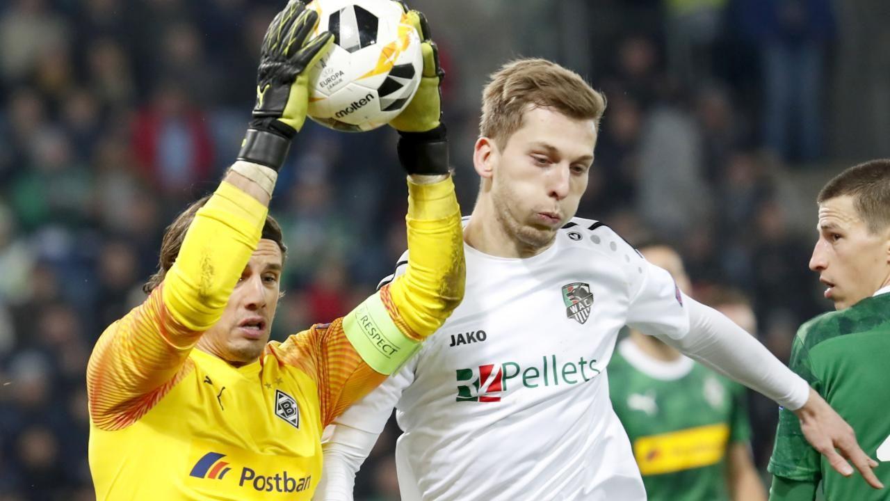 Borussia Monchengladbach Yann Sommer Will Das Winter Double Yann Sommer Borussia Monchengladbach Und Sommer