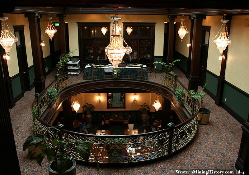 Western Mining History Hotels Gallery Baker City Grand Hotel Hotel