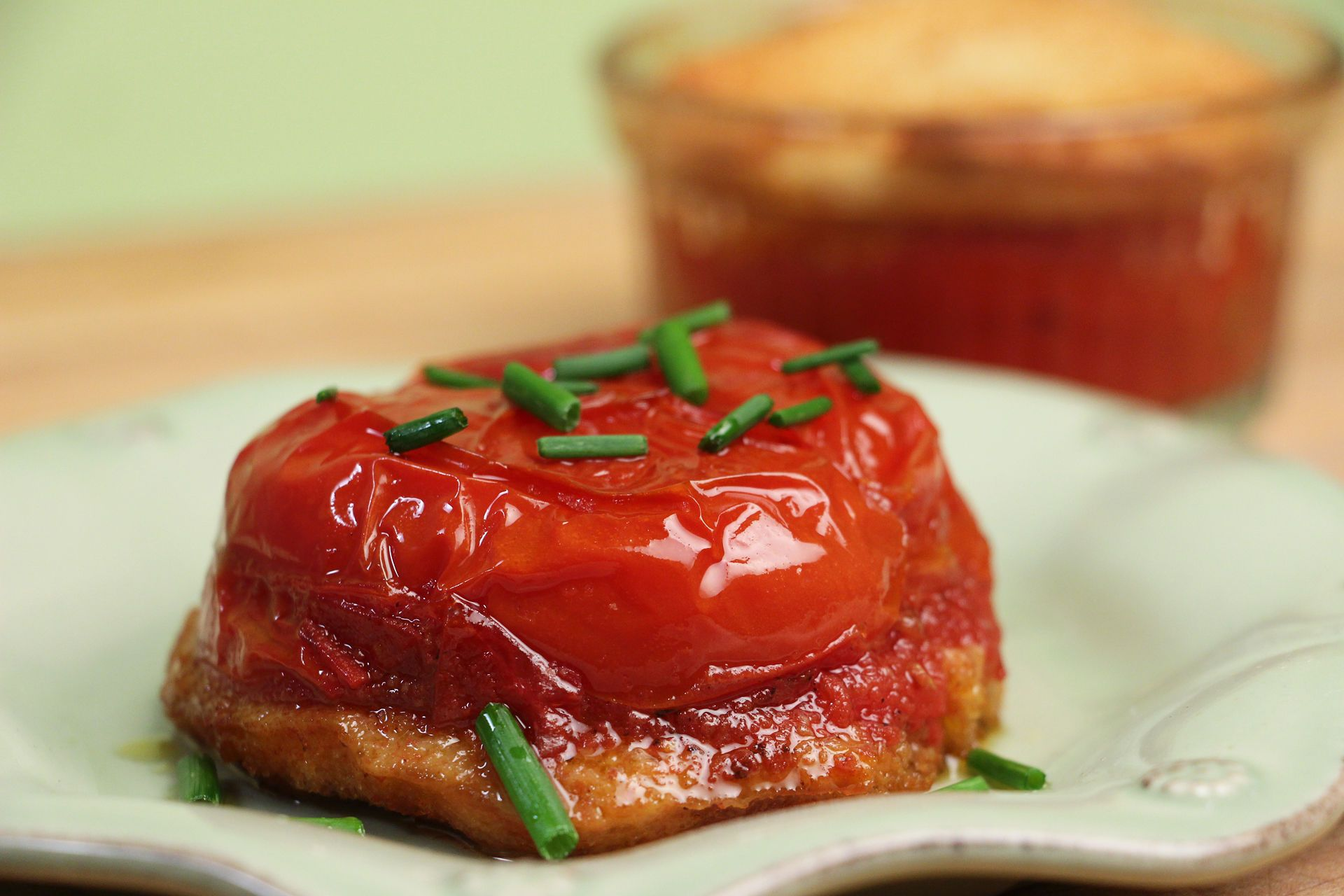 Tomato Tatin Jacques Pepin Heart And Soul Kqed Food