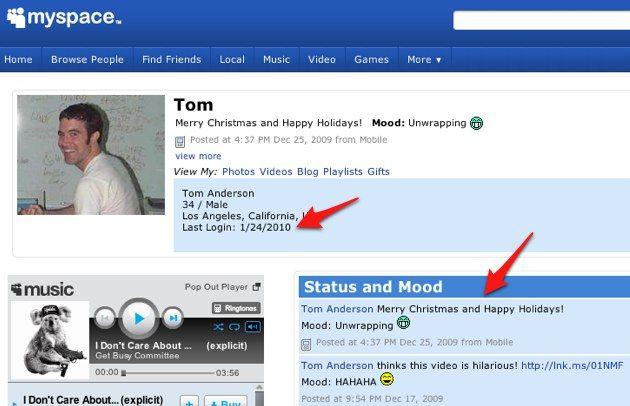 Myspace'in kurucusu Tom Anderson'ın, siteyi sattıktan sonra ne yaptığını hiç merak ettiniz mi?    2003 yılında Tom Anderson tarafındankurulan Myspace, modern çağın ilk sosyal medya girişimleri arasında yer alıyordu. Facebook'tan önce fırtınalar estiren Myspace, sosyal medya...   https://havari.co/myspacein-kurucusu-simdi-ne-yapiyor/