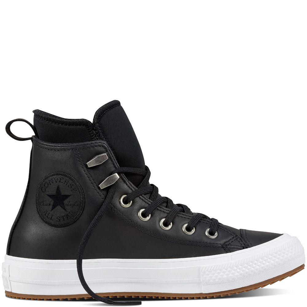 Chuck Taylor All Star Waterproof Boot BlackBlackWhite