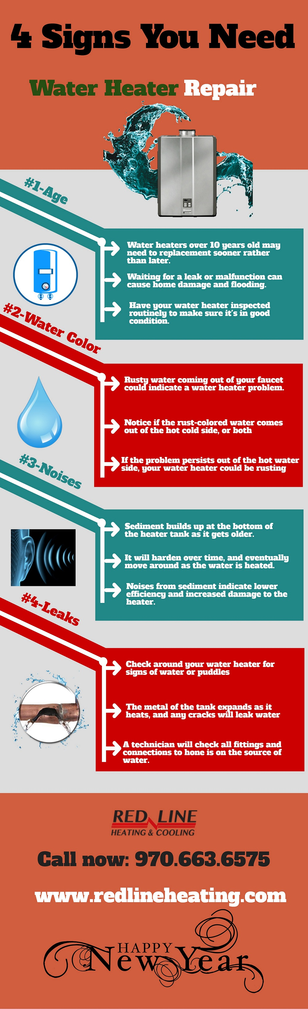 4 Signs You Need Water Heater Repair Water heater repair