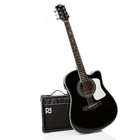Randy Jackson Diamond Edition Acoustic Electric Guitar Acoustic Electric Guitar Randy Jackson Acoustic Electric