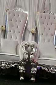 Wedding Throne Chairs For Hire Uk London Milton Keynes
