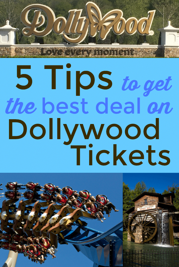 photograph about Dollywood Printable Coupons named Year Pes vs. Working day Tickets - whats the easiest bundle upon