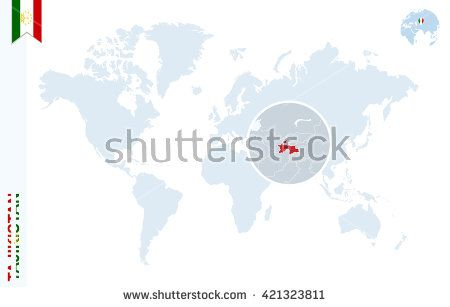 Pin by cristian chiriac on tajikistan pinterest tajikistan flag world map with magnifying on tajikistan blue earth globe with tajikistan flag pin zoom on map vector illustration buy this stock vector on shutterstock gumiabroncs Images