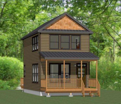1 bedroom house plans pdf