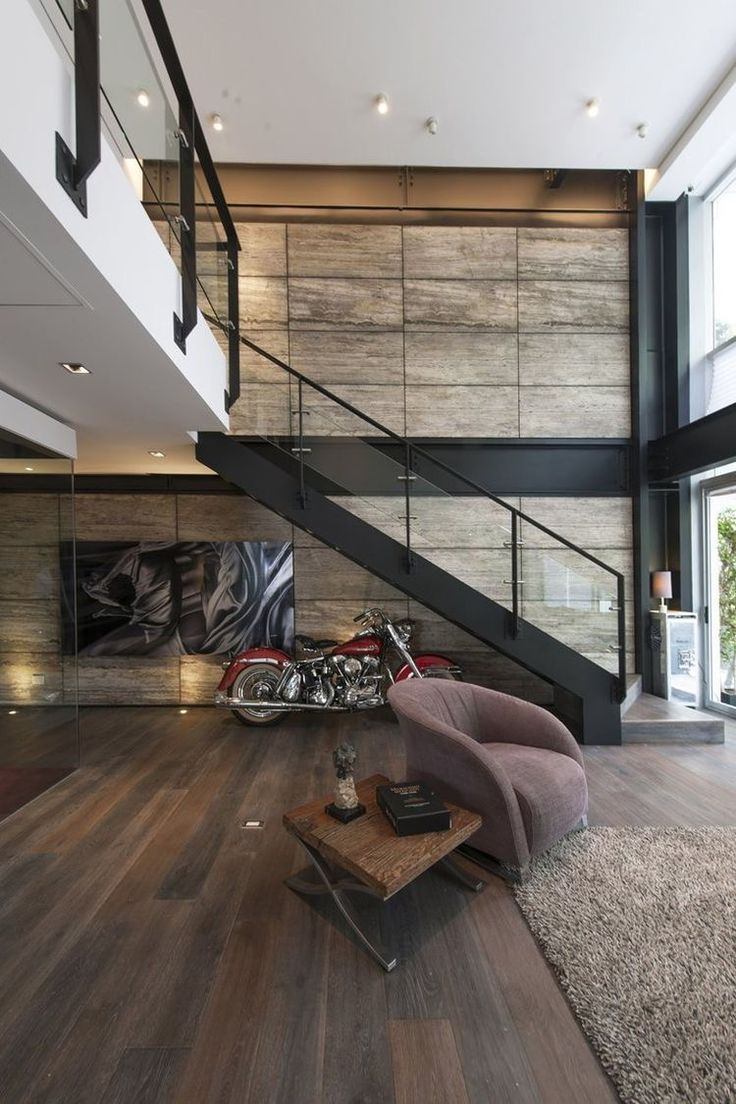 16 Industrial Home Decoration Ideas