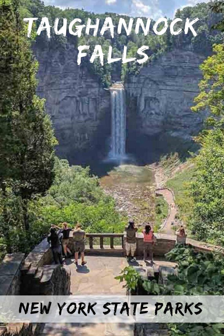 Taughannock Falls State Park #letchworthstatepark