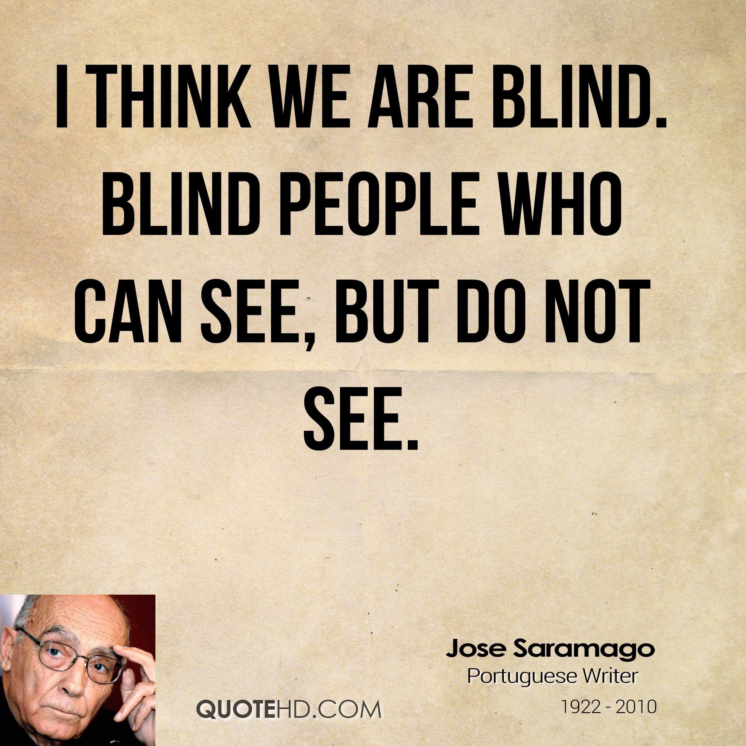 Saramago Jose Vision)