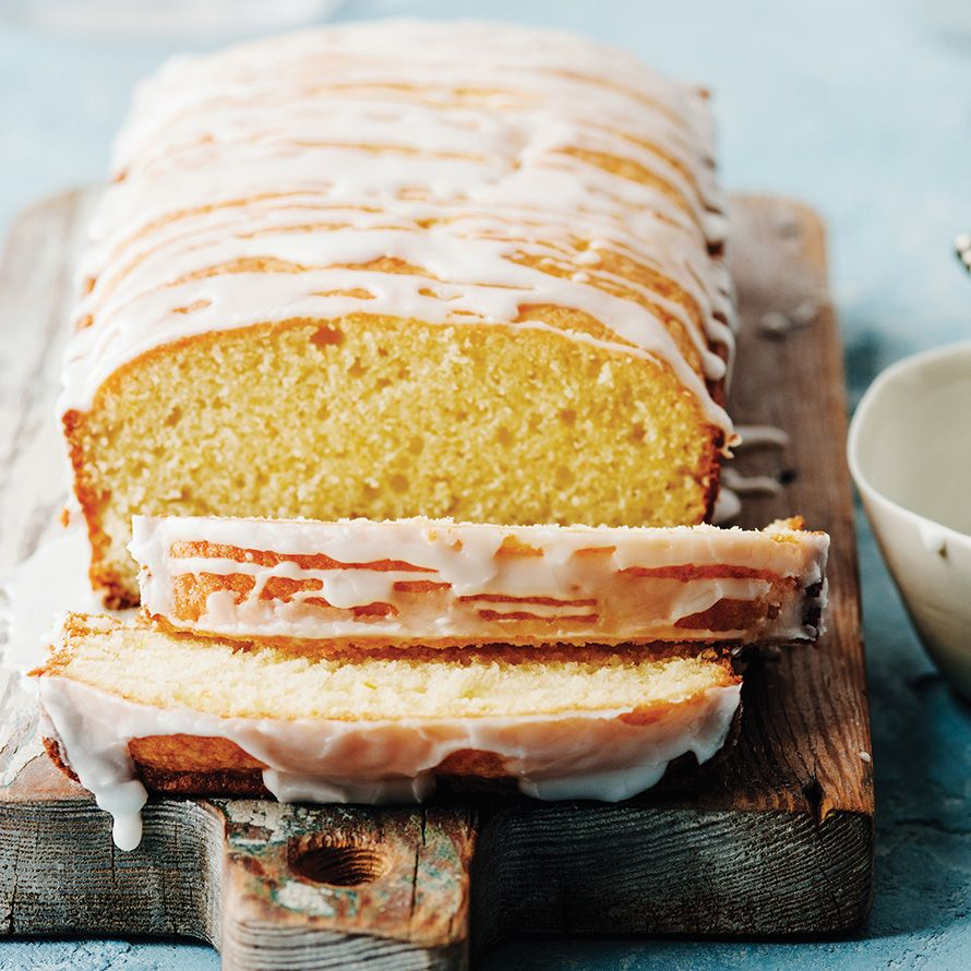 Cannabis Infused Lemon Loaf - Kitchen Toke