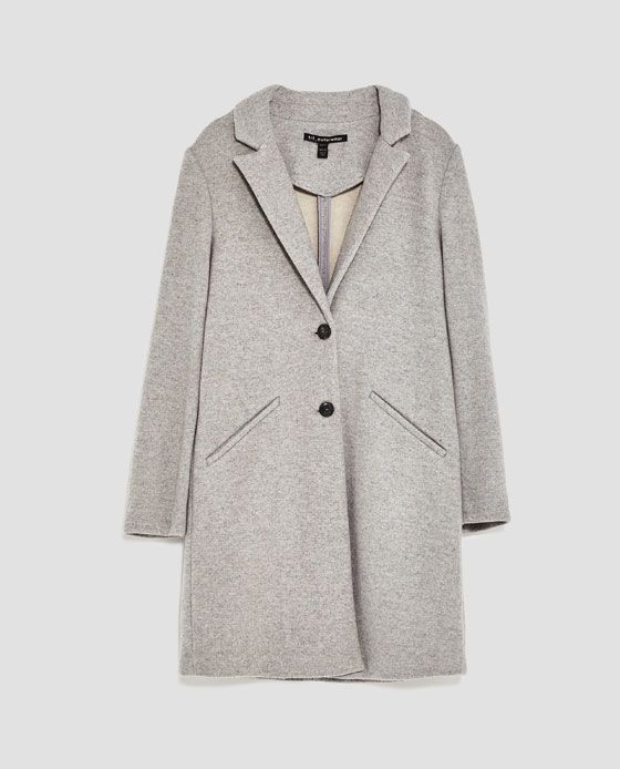 Image 8 of SUPER SOFT COAT from Zara   Autumn / Winter ...