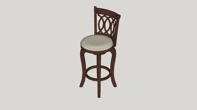 Fabulous Heartwood 29 Swivel Bar Stool 3D Warehouse 3D Stools Gmtry Best Dining Table And Chair Ideas Images Gmtryco