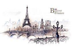 Французский язык и культура онлайн   Парижский рисунок ...